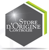 logo store d'origine contrôlée